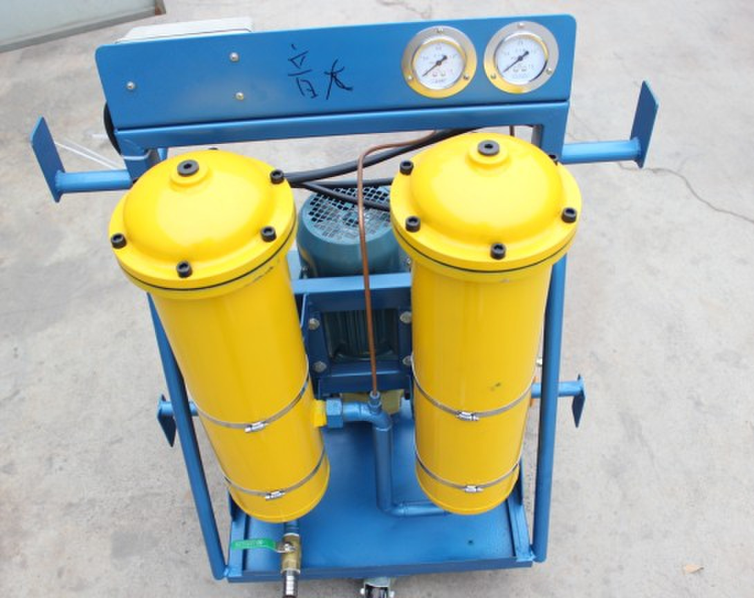 便移式滤油机