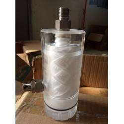 玻璃杯外壳HP03E水样过滤器厂家