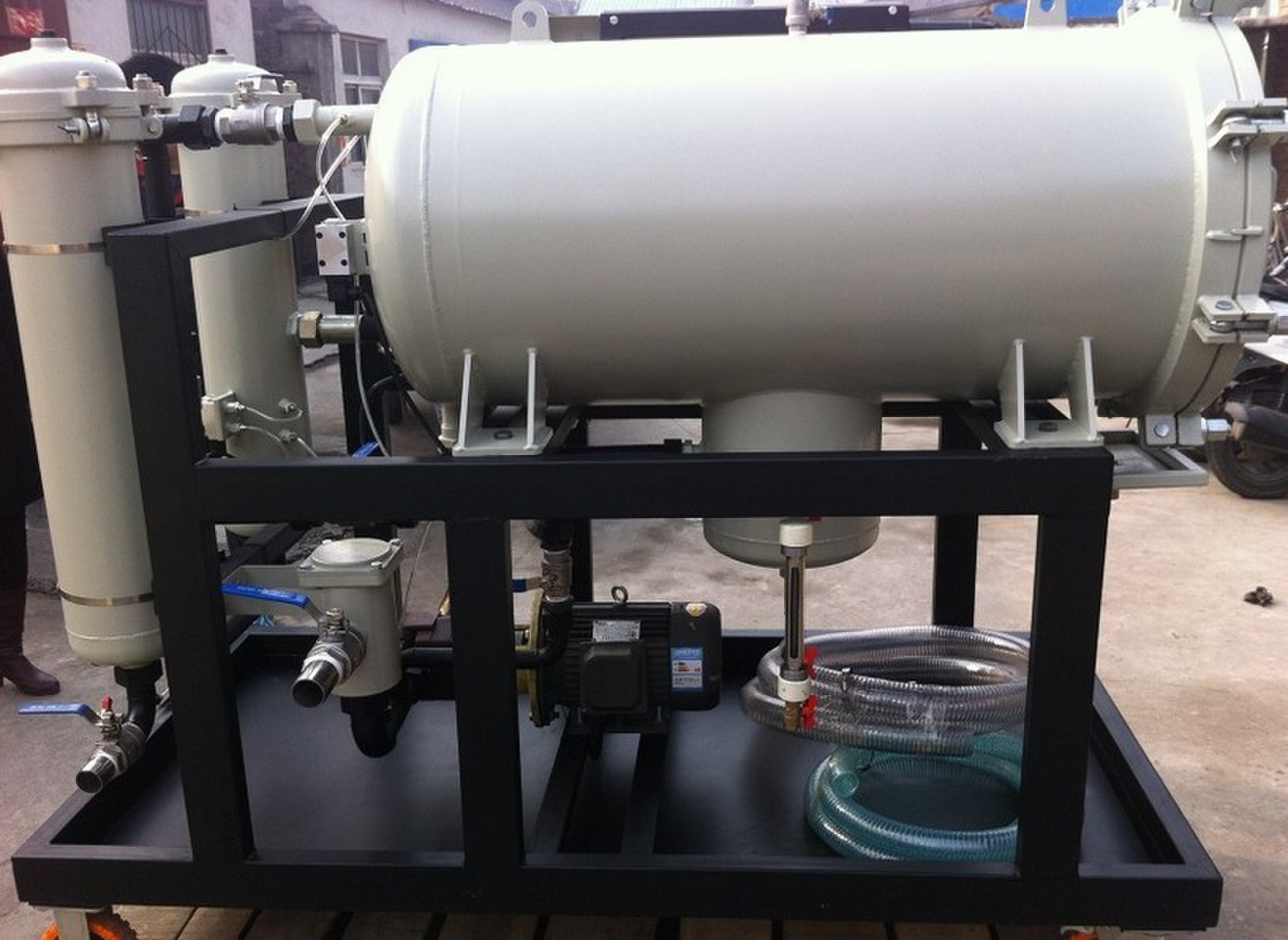 pall颇尔滤油机系列