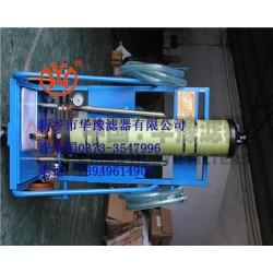 冬季选用液压油滤油机注意事项
