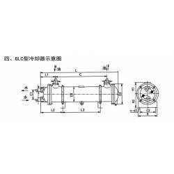 GLC6-60冷却器产品图片以及冷却参数