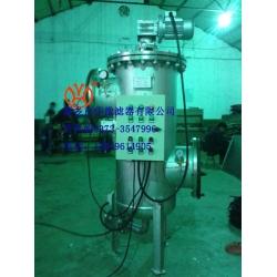 全不锈钢自清洗过滤器产品功能及特点