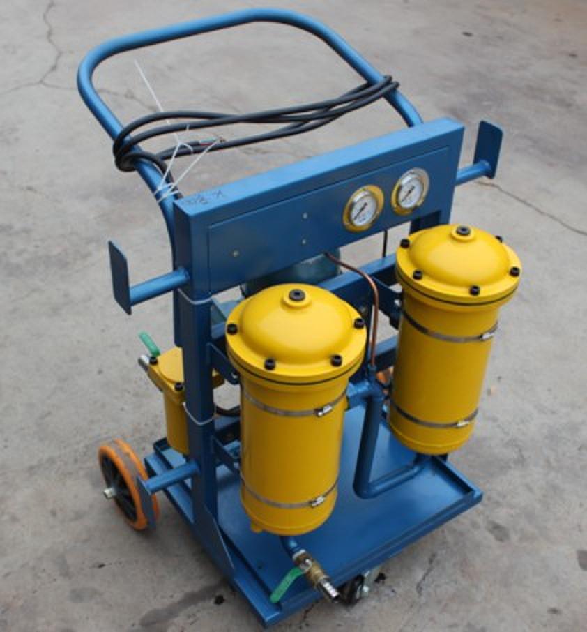 高精度滤油机系列