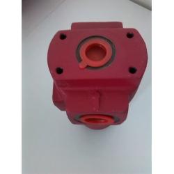 DFP系列贺德克板式连接高压过滤器DFPBH/HC110QB10D1.X/-L24