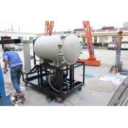 物理作用脱水滤油机25升聚结型