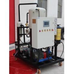 25升净化油液滤油机